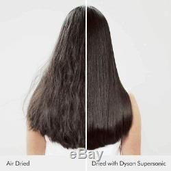 Refurbished Dyson Supersonic Hair Dryer Blower Iron/Fuchsia 1200W
