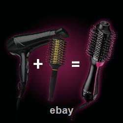 Revlon Pro Collection Salon One Step Hair Dryer And Volumiser DR5222