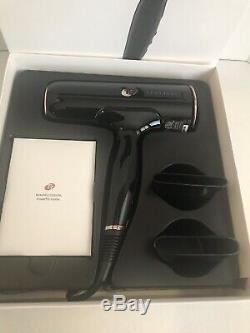 T3 Cura LUXE Hair Dryer Digital Ionic Professional Blow Dryer