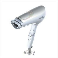 Tescom TCD5100-W Platinum Nano Ion Collagen Hair dryer Overseas use OK NEW