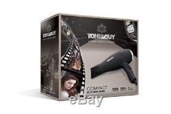 Toni & Guy Salon Professional Compact AC Power 2100 W Hair Dryer Black