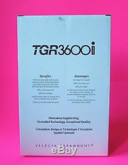 Velecta Paramount TGR-3600i Pro Hair Blow Dryer (FRANCE Handmade) FREE SHIPP'N