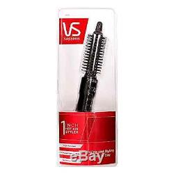 Vidal Sassoon Professional Iron Spin Salon Hot Air Hair Brush Styler Dryer