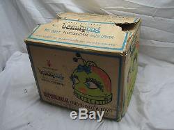 Vintage Retro Beauty Bug Professional Portable Hair Dryer Carol Richards withNox