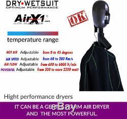 Wetsuit dryer, wetsuit drying, wetsuit hanger, suit dryer